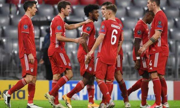 Bayern Múnich sigue imparable en Champions: goleó al Atlético de Madrid