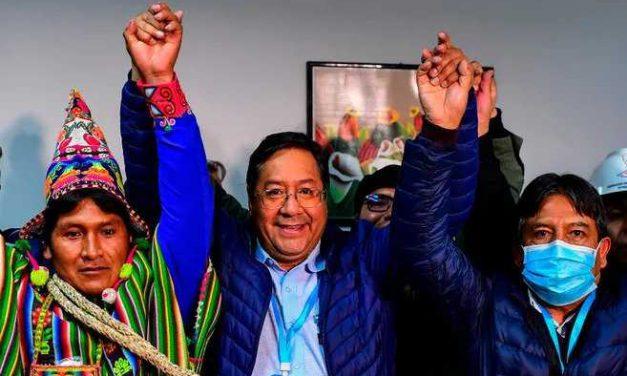 El retorno del MAS (y de Evo Morales)
