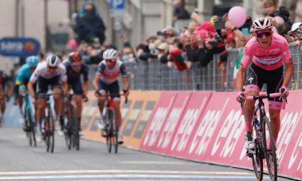Esta es la clasificación general del Giro de Italia 2020 tras la etapa 16