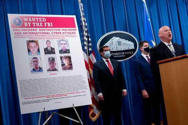 """EE. UU. acusa a agentes de inteligencia rusia y el Kremlin denuncia """"rusofobia"""""""