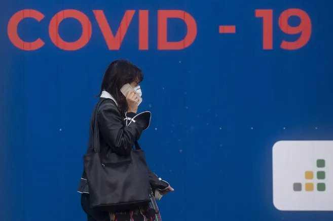 Así está aumentado el contagio de COVID-19 en Europa