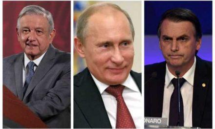 Rusia, China, México y Brasil no reconocen el triunfo de Biden aún