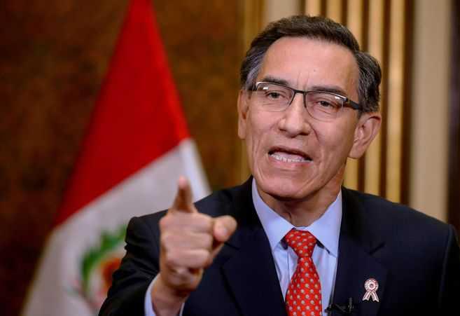 Presidente de Perú enfrenta hoy segundo juicio político, ¿por qué?