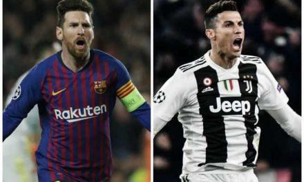 """Lionel Messi y Cristiano Ronaldo comandan las nominaciones al premio """"The Best"""""""