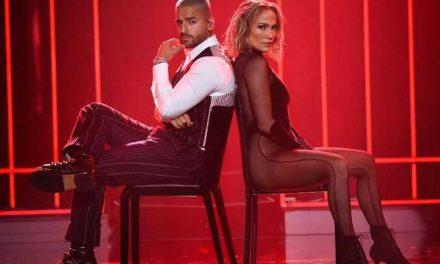 Maluma, Jennifer Lopez, Bad Bunny y Becky G, los protagonistas de los American Music Awards 2020
