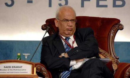 Saeb Erakat, principal negociador palestino de la paz con Israel murió por coronavirus