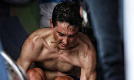 Óscar Sevilla ganó la contrarreloj de la Vuelta a Colombia 2020