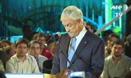 """Presidente de Chile se """"autodenunciará"""" por ir a la playa sin tapabocas"""