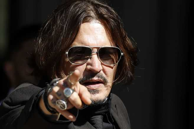 El mensaje de Johnny Depp a sus fans para 2021