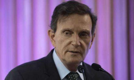 Marcelo Crivella, alcalde de Río de Janeiro, fue detenido por corrupción
