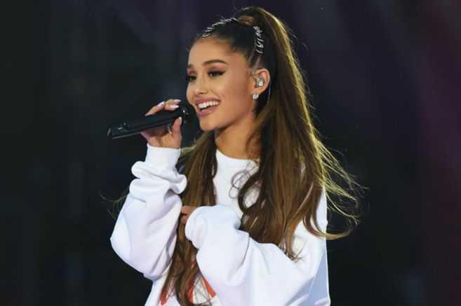 """Ariana Grande estrenará el documental """"excuse me, I love you"""" el 21 de diciembre de 2020"""