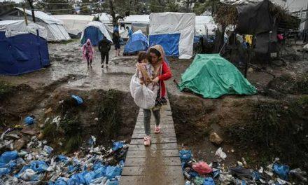 Sospecha de violación de una niña afgana de 3 años en el campo de Lesbos