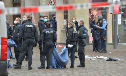 Dos muertos y varios heridos tras atropellamiento en Alemania