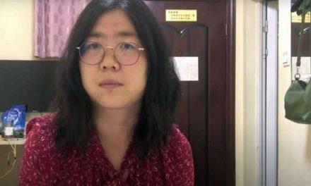 Zhang Zhan, la reportera que China condenó por su cobertura sobre la pandemia