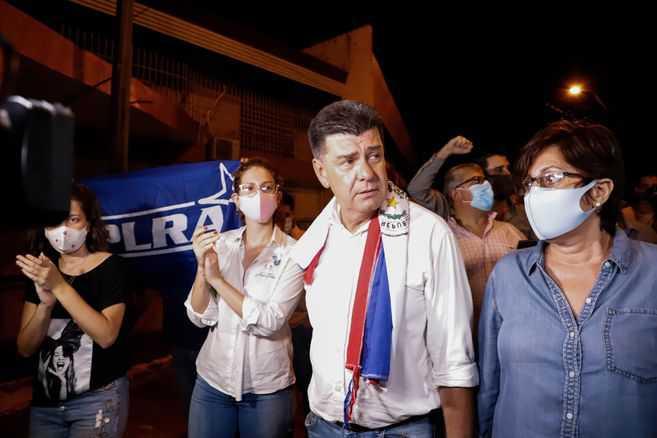 Efraín Alegre, el líder opositor de Paraguay que terminó en prisión, ¿por qué?