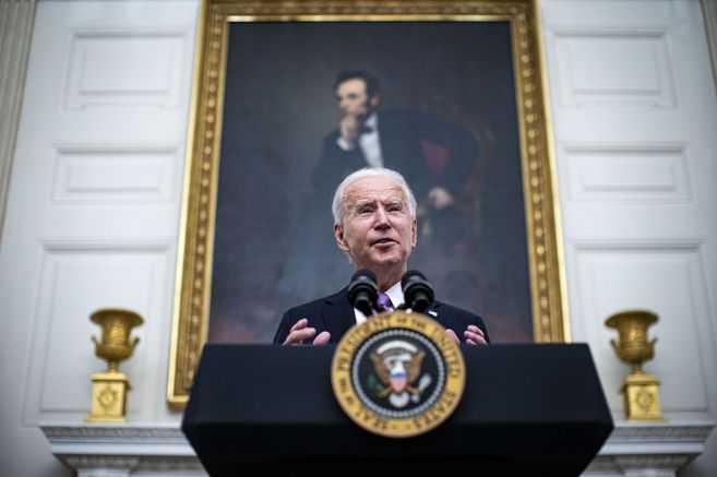 El mundo ama a Biden, pero está perdiendo la confianza en EE. UU.