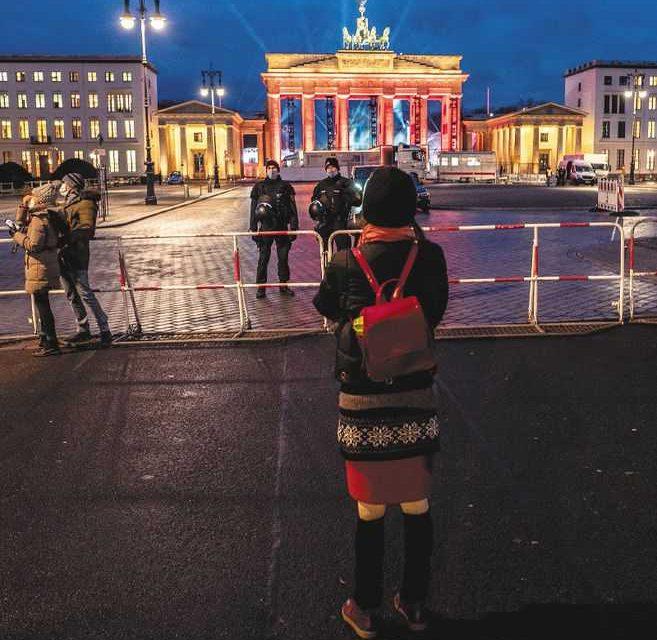 Esperando al 2021 en Berlín o un deambular en el vacío