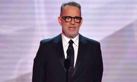 Tom Hanks conducirá el programa de T.V. durante la investidura de Joe Biden