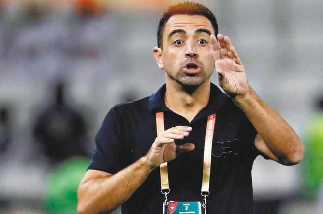 Xavi Hernández y la identidad que le quiere devolver al Barcelona