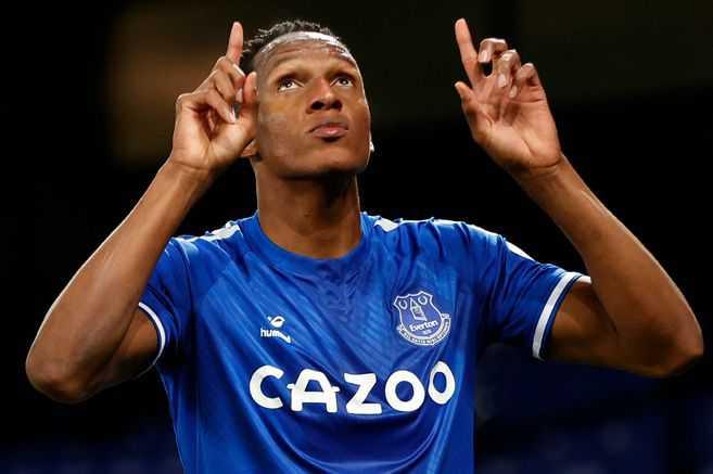 """Yerry Mina: """"Es gratificante ver el apoyo que ha tenido Everton en Colombia"""""""