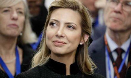 Fabiola Yáñez, la polémica primera dama argentina