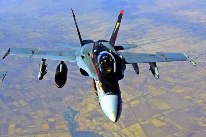 Por lo menos 22 combatientes proiraníes murieron en el bombardeo de EE. UU. en Siria