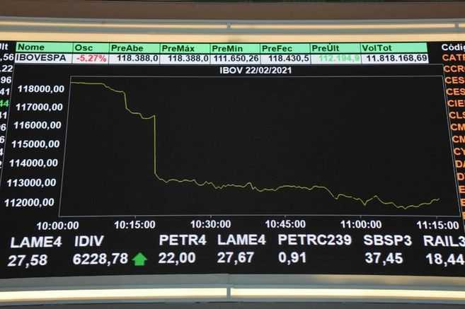 Las acciones de Petrobras se desploman por el cambio de Bolsonaro