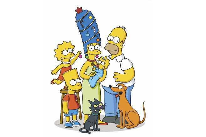 """Marc Wilmore, escritor y productor de """"Los Simpson"""" murió de Coronavirus"""