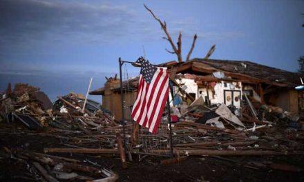 Un tornado en Carolina del Norte (EE. UU.) dejó tres muertos y 10 heridos