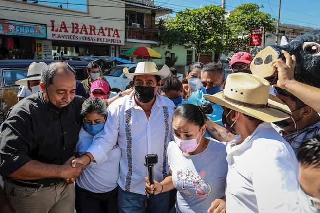 Anulan candidatura de Salgado Macedonio en México, pero no por acusación de violación