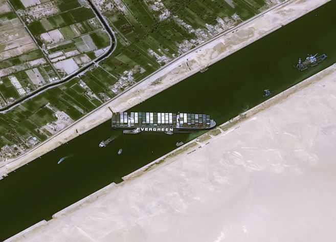 El café de la mañana podría estar en riesgo por bloqueo en canal de Suez