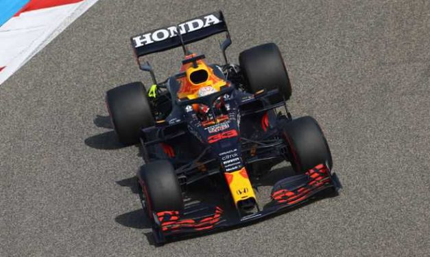 Comenzó la Fórmula 1: Verstappen, el más rápido en los ensayos del GP de Baréin