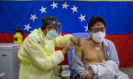 Un alcalde de Venezuela marca las casas de los enfermos con coronavirus
