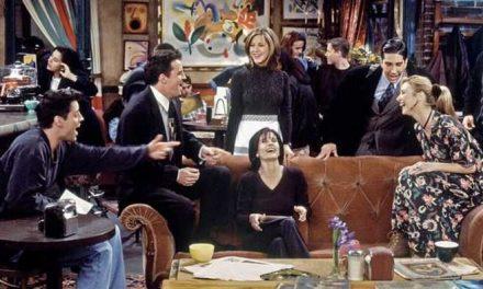 """Terminó el rodaje de """"Friends: The Reunion"""""""