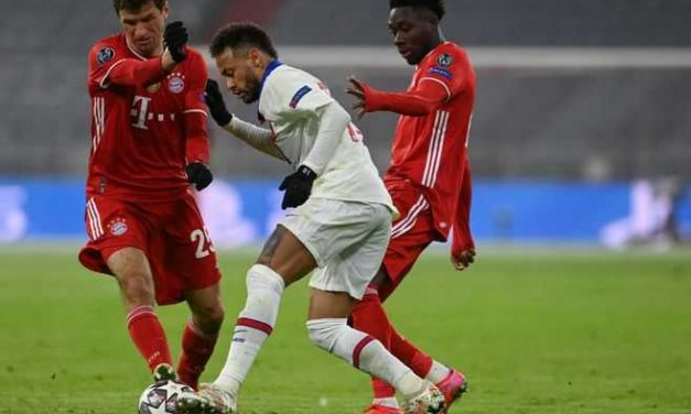 Bayern Múnich va por la remontada contra PSG en Francia