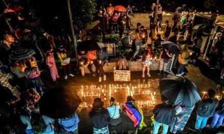 ONU le insiste a gobierno colombiano en que debe garantizar la protesta pacífica