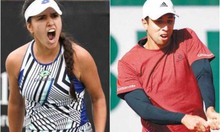 Roland Garros 2021: María Camila Osorio y Daniel Galán, a un paso del cuadro principal