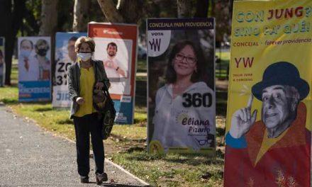 Izquierda en Chile domina una Constituyente con alta presencia de independientes
