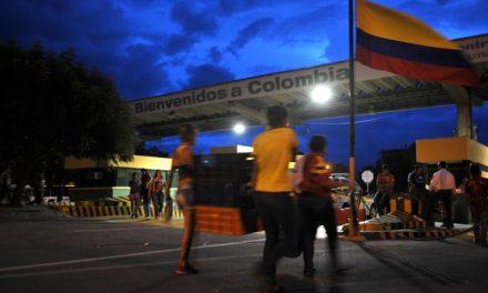 Colombia extiende cierre de fronteras con Venezuela hasta el 1 de septiembre