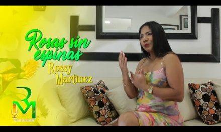 ROSSY MARTINEZ, una voz Colombiana que triunfa en el Vallenato