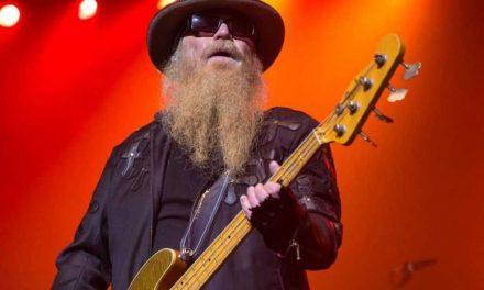 Murió Dusty Hill, el fundador y bajista de la mítica banda de rock ZZ Top