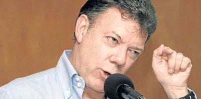 Aprobación de la gestión del presidente Colombiano llegó al 76 por ciento