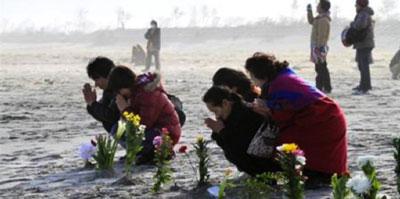 Japón recuerda a víctimas del tsunami