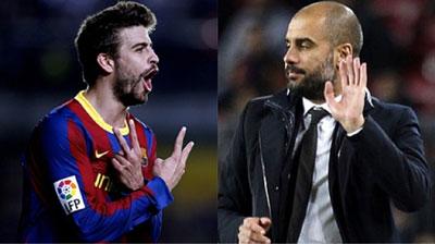 Presidente del Barza: «Lo de Piqué y Guardiola es una calumnia sin base»
