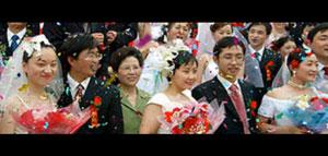 Miles de chinas buscan marido multimimillonario
