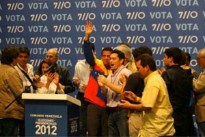 La alianza opositora venezolana pide a sus electores no caer en la depresión