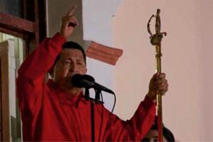 Goliat vence a David y Chávez estará en el poder hasta el 2019 en Venezuela