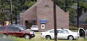 Policía mata a hombre que mantenía rehenes en banco de Luisiana