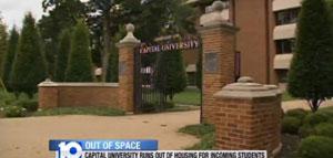 Universitarios vivirán en parque acuático en Ohio