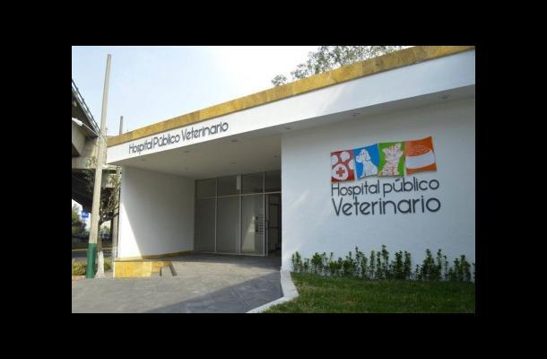 México inaugura primer hospital veterinario público